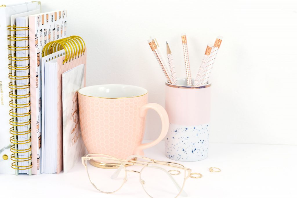 Cup and Pencils