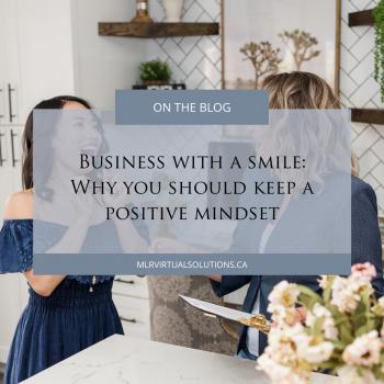 Positive Mindset in Business